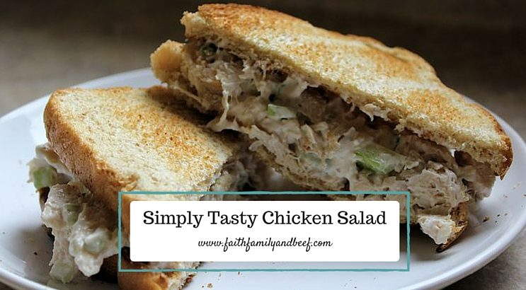 Simply Tasty Chicken Salad