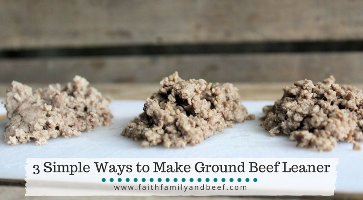 something easy to make with ground beef 28 images