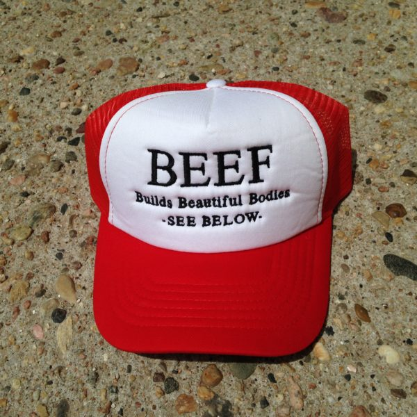 Red Beef Hat