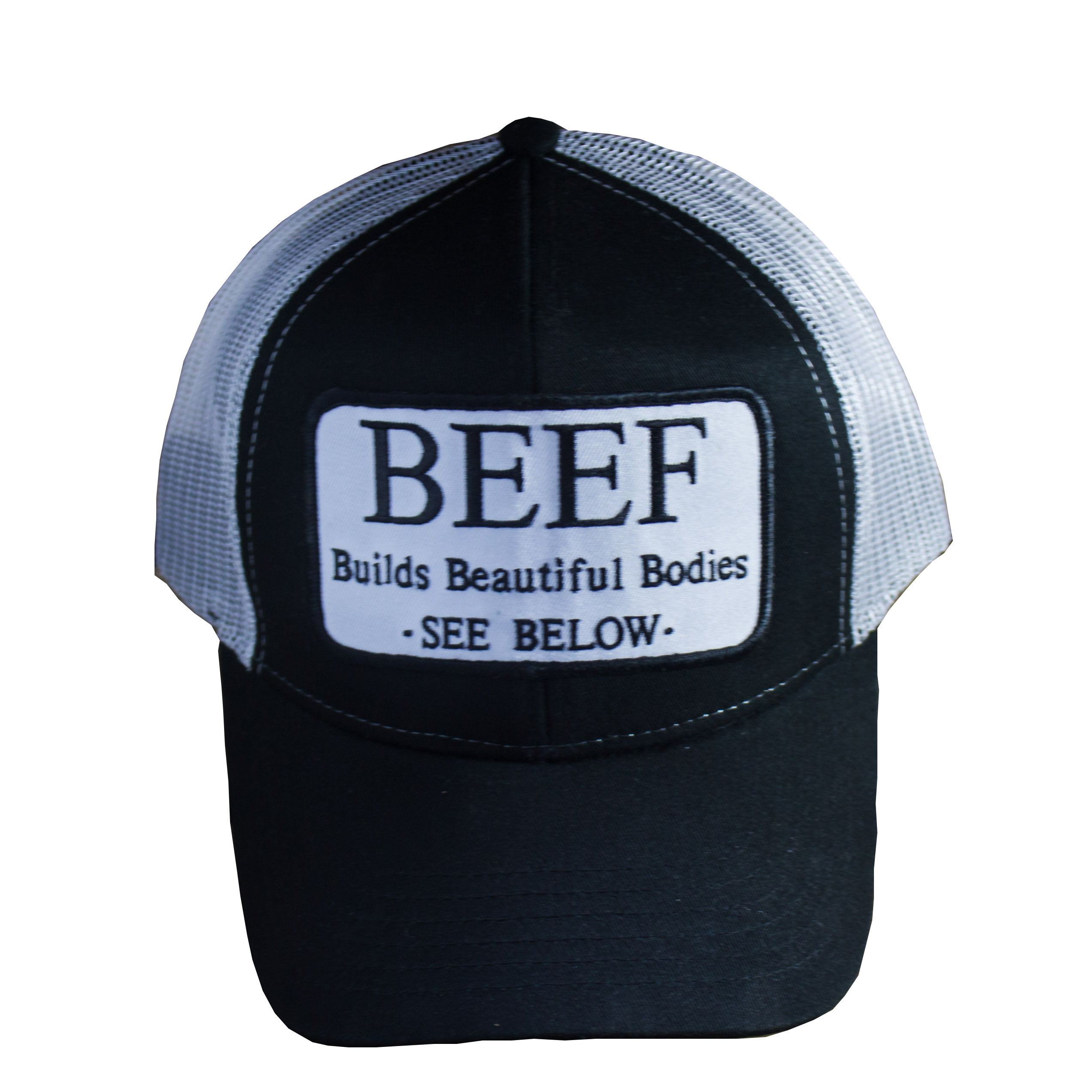 Beef Builds Beautiful Bodies Hats