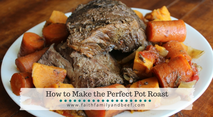 How to Make the Perfect Pot Roast
