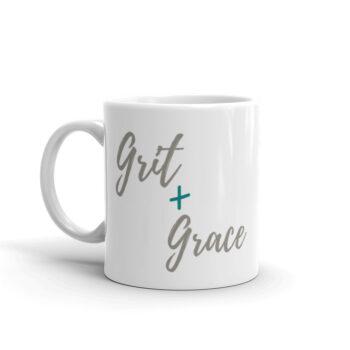 Grit + Grace Mug