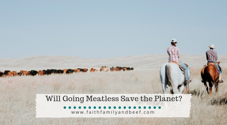 Will Going Meatless Save the Planet?