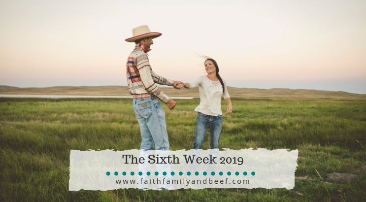 The Sixth Week of 2019