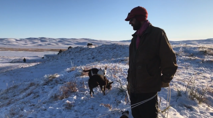 When the Power's Away, These Ranchers Will Play?
